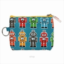 DQ Coin Purse Robot Kids - DQ-151197CP)