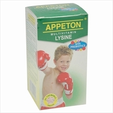 Appeton Multivitamin Lysine with Prebiotics Chewable 60 Tablets