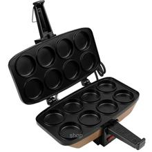 Takada Pan Cake Maker with 8 Hole - TK-L18)