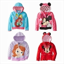 Disney Pattern Princess Jacket (stock cleanlance)