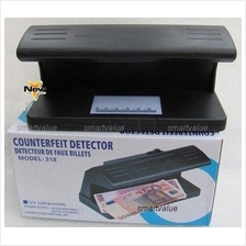 Wireless & Portable Quick UV Light Counterfeit Money/Currency Detector