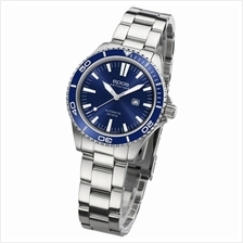 Epos Ladies Blue Index Bracelet Watch - 4413