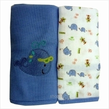 OWEN Thermal Blanket 2Pcs Set - 6697B)