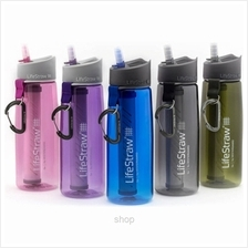 Lifestraw Go 2 Stage Filtration Bottle)