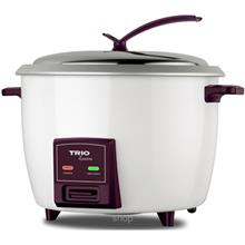 Trio 2.8L 900W Rice Cooker with Steamer Tray - TRC-2803