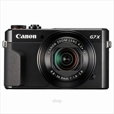 Canon Powershot Digital Compact Camera - G7X MK II + 16GB (Canon Warranty))
