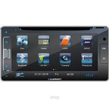 Blaupunkt 2-DIN Phone Link Multimedia Navigation Texas 600)