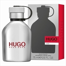 Hugo Boss Iced EDT for Men)