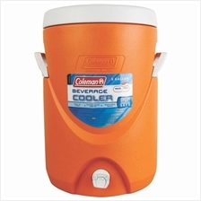 Coleman 5 Gallon/19L New Sharpe Beverage Cooler)