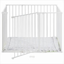 Baby Dan Square Playpen with Mat)
