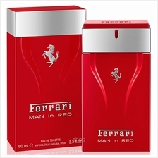 Ferrari Man In Red EDT 100ml)