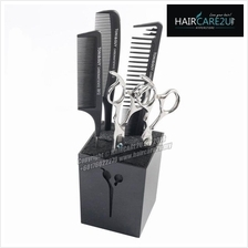 Love Lounge Professional Barber Salon Tools & Scissor Holder