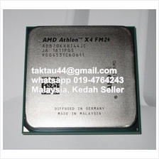 AMD Athlon X4 860K Quad Core CPU Processor Socket FM2+ 3.9GHz 4MB