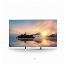 Sony 65-inch 4K HDR TV with X Reality PRO - SNY-KD65X7000E)