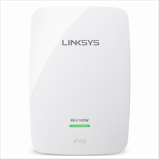 Linksys RE4100W N600 Dual-Band Wireless Range Extender - RE4100W-AP