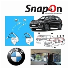Groovy Land Rover SUV SNAP-ON 3.0 (MAGNET) Car Sunshades