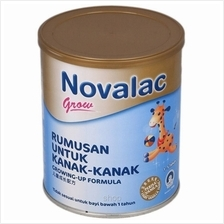 Novalac Novamil 1+ Growing up Milk 800g (1 - 3 Years) - P05.0018.800)