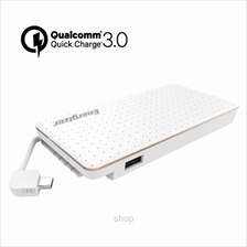 Energizer XP10002CQ 10000mAh Lithium Polymer Power Bank White (Energizer Warra