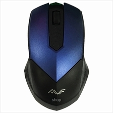 AVF 3D Wired Optical Mouse USB (1600dpi) - AM-E40U