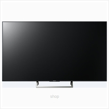 Sony 65 Inch X85E LED 4K Ultra HD High Dynamic Range Smart TV - KD-65X)