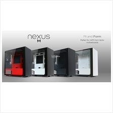 # TECWARE NEXUS M mATX Gaming Case # 4 Color Available