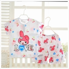 Super Soft Ice Cool Kids Pyjamas/Homewear (Melody)