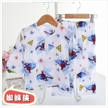 Spider-man Boys Long Sleeves Pyjamas /Sleepwear