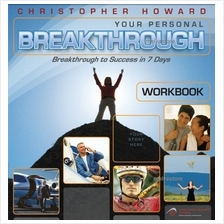 Christopher Howard : Breakthrough To Success in 7 Days mp3 CD+Workbook