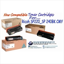 RICOH SP C220/240 bk cmy Compatible Toner cartridges