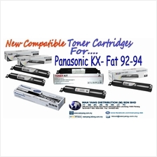 PANASONIC  KX FAT 92/ 94 Compatible Toner cartridges