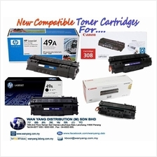 HP5949A/ Canon 308 Compatible Toner cartridges