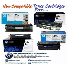 HP7553A/ HP5949 Compatible Toner cartridges