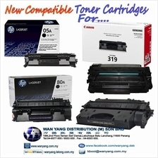 HP505A/HP280/ Canon 319 Compatible Toner cartridges