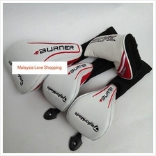 TaylorMade Burner 3.0 Driver/Wood/Putter Headcover 4 in a set - Free S