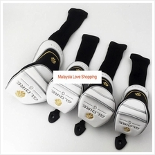 TaylorMade Gloire-G HeadCover 4 in a set - Free Shipping from Overseas