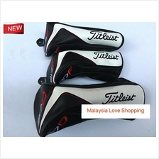 Titleist Golf Driver & Wood HeadCover 3 in a Set - Free Shipping From