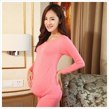 Pregnant Women Warm Inner Wear Soft Cotton Thickened Body Care Nursing