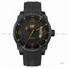 Caterpillar CAT Watches AC.161.21.127 MOSSVILLE Date Silicone Black