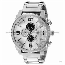 Caterpillar CAT Watches SC.149.11.221 GRID Multi SS Bracelet Silver