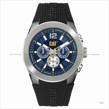 Caterpillar CAT Watches AB.149.21.632 T7 Multi Silicone Strap Blue