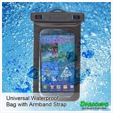 Universal Waterproof Bag 20m With Armband Strap for Samsung Iphone HTC