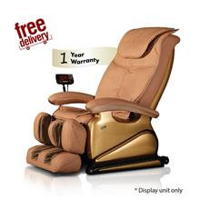*Raya SALE* GINTELL G-Pro Gold Massage Chair-Showroom Unit)