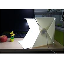 Portable Mini Studio Foldable Photo Photography Kit LED Soft Light Box