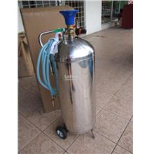 MY Professional 60L Stainless Steel Foam Snow Wash Tank