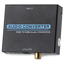 T - 621 HDMI TO HDMI+ AUDIO CONVERTER SPLITTER WITH TOSLINK COAXIAL 3.