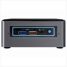 INTEL CORE I5-7260U 2.2~3.4GHZ/2xDDR4/HDD/SSD/M.2 NUC (BOXNUC7I5BNH)