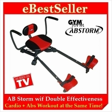Offer Gym Form AB Storm Twisting Exercise Fitness Double Effectiveness