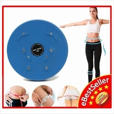 Waist Twisting Disc Twist Gym Fitness Slim Slimming stomach exercise
