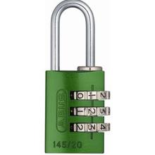 Abus 145/20 Combination Padlock Coloured @ RM 59