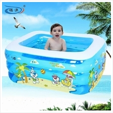100% NUOAO Children Baby Swimming Playing Air Pool Tub + Free Gift